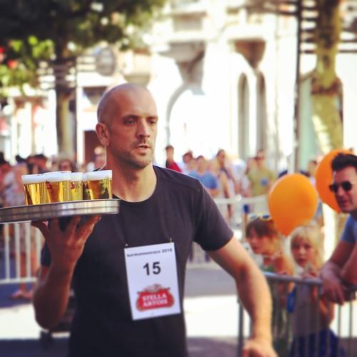 35e editie Barmannenrace Leuven - Hapje Tapje 2018