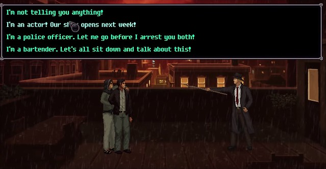 Unavowed - Character Creation
