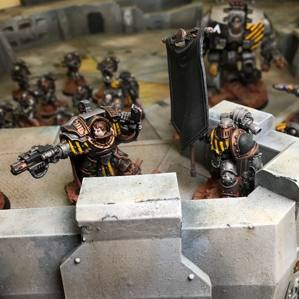 Medal of Colors Assault on Molech Armies-7