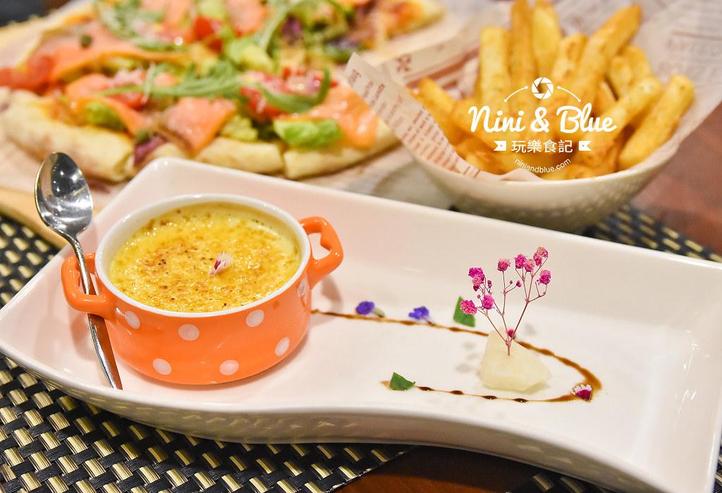 路義思 台中 義大利麵  menu菜單34
