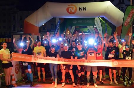 Start seriálu NN Night Run vyšel na výbornou