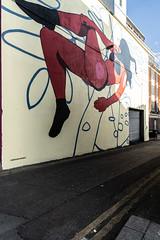 DUBLIN STREET ART IN SMITHFIELD [BURGESS LANE - HAYMARKET]-138646