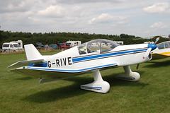 G-RIVE Jodel D153 (PFA 235-12856) Popham 080810