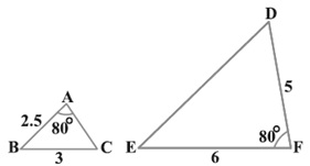 similar triangles class 10