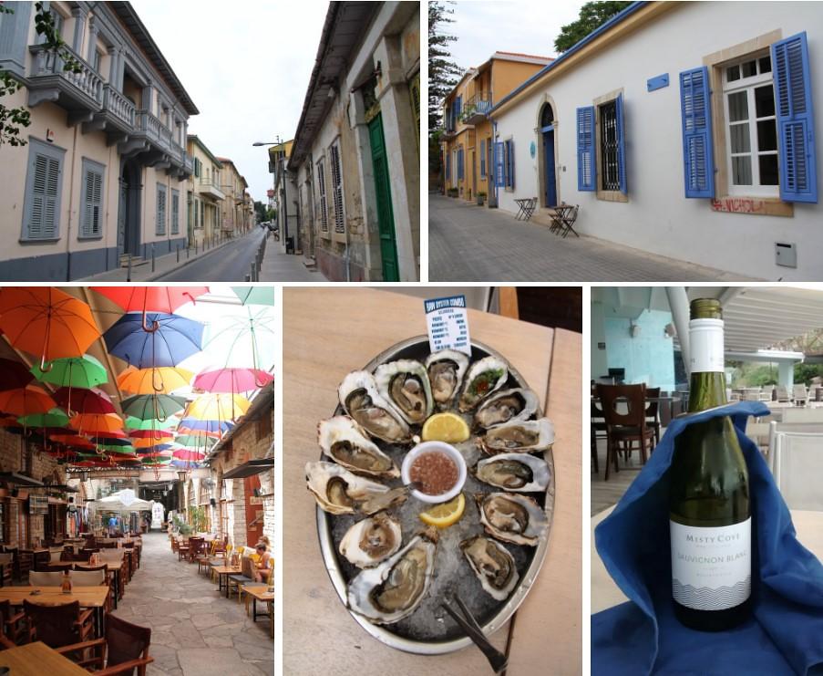 Лимасол - еда, вино, история, прогулка по городу