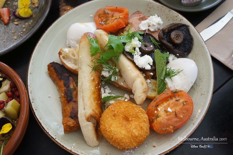 Melbourne Desserts & Cafes - Naughty Boy Cafe 2