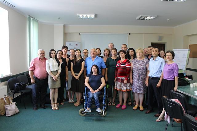 Sprijinirea asistenței juridice primare accesibilă pentru persoane cu dizabilități din regiunile Moldovei