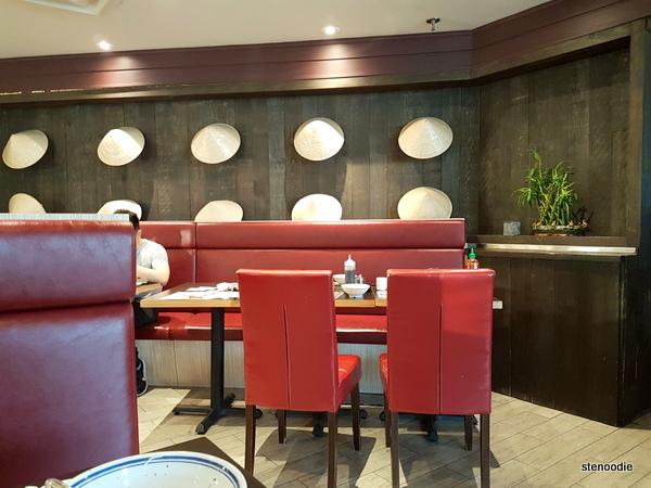 Phoquinn Markham restaurant interior