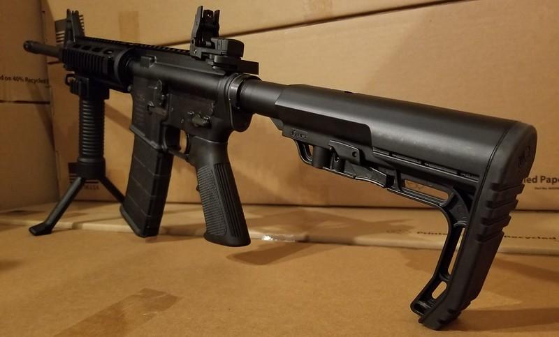 Eagle Arms Armalite .223 quad rail