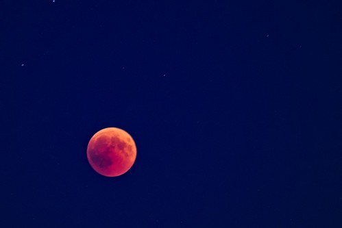 Lunar Eclipse 2018 SG 020
