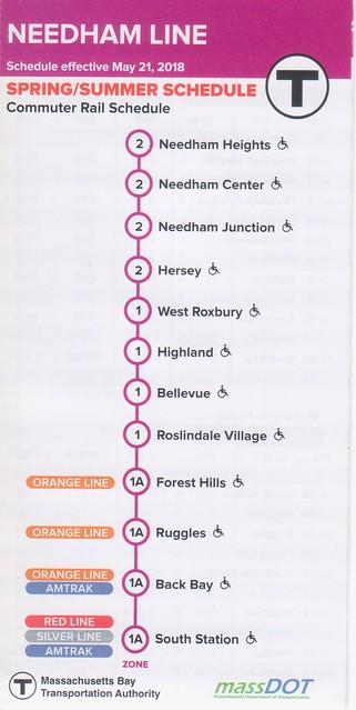 Needham Line 2018