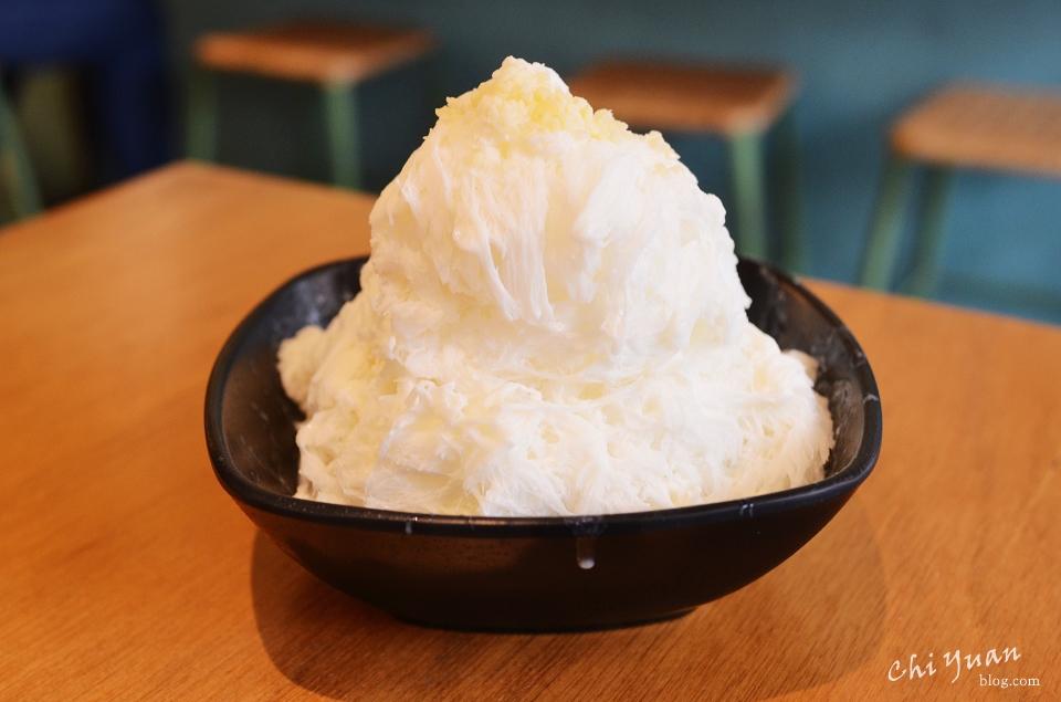 [台北]大同區迪化街夏樹甜品。盛夏清爽甜品,樸實卻驚艷的養生杏仁豆腐雪花冰