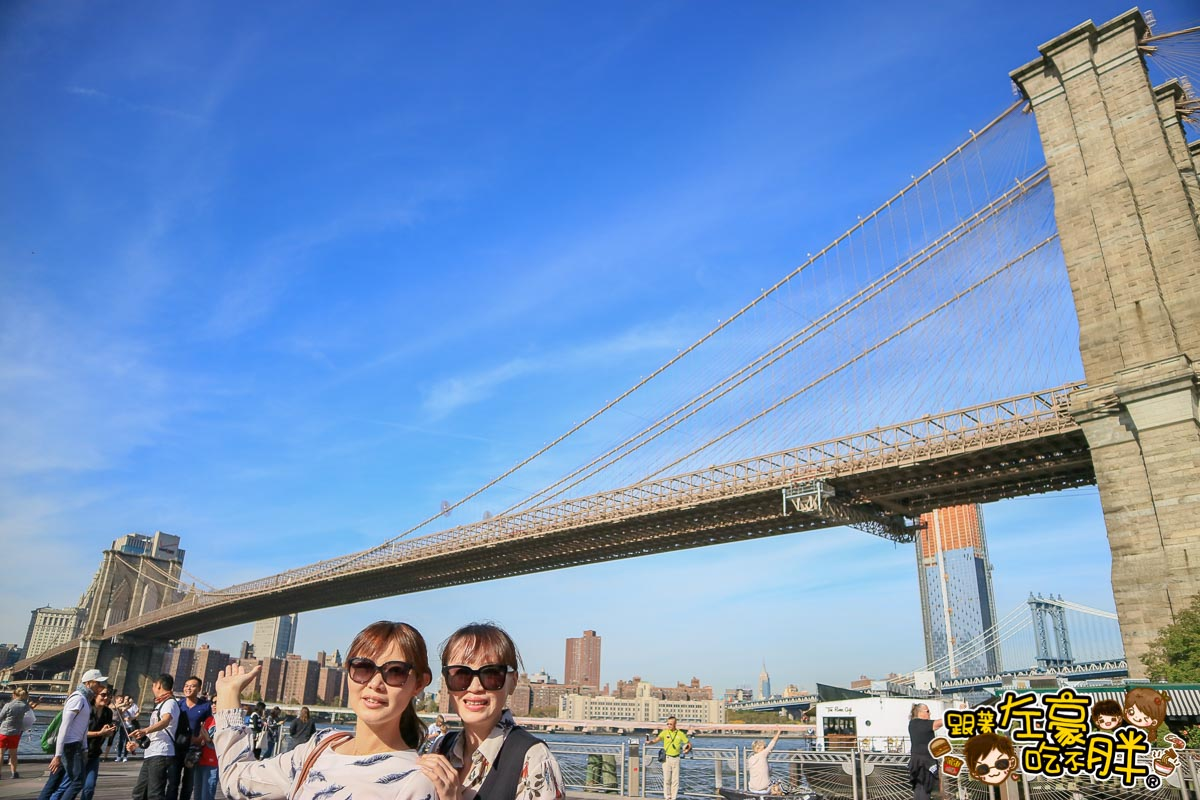 美國紐約-布魯克林大橋-20