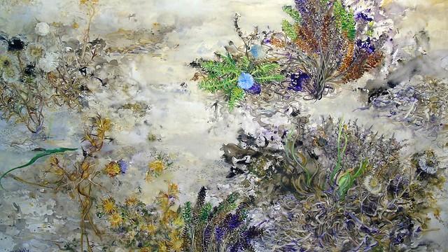 Έκθεσης ζωγραφικής της Άννας-Μαρίας Τσακάλη