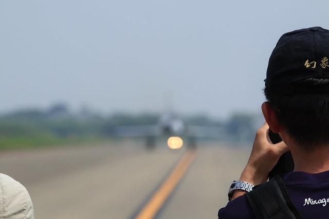 嘉義空軍基地打鐵鳥,賞空軍炫技, Canon EOS M5, Canon EF 70-200mm f/4L IS