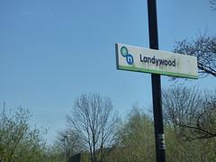Landywood Station