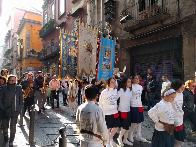 youth procession
