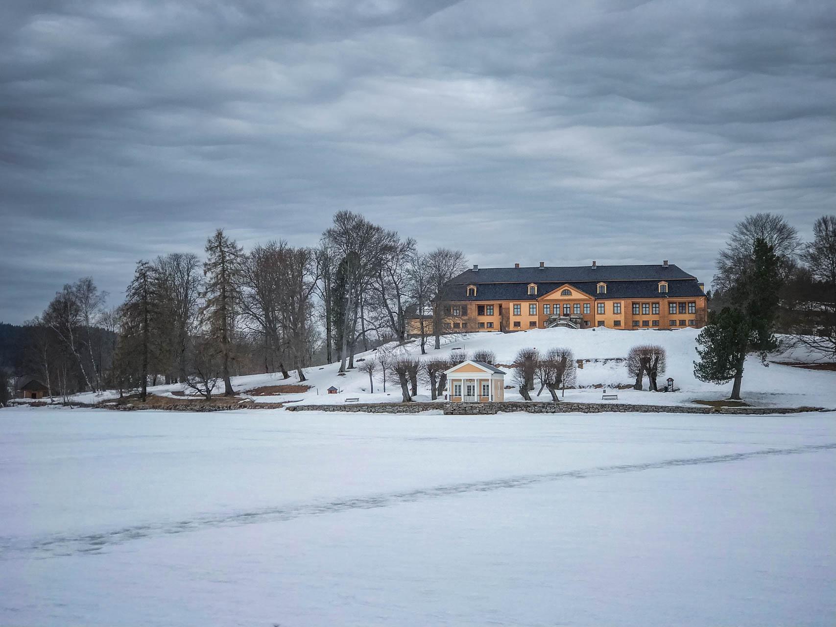 Sørkedalsgodset / Bogstad gård