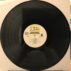 FUNKDOOBIEST:BROTHAS DOOBIE(RECORD SIDE-B)