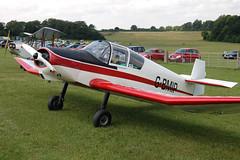 G-BMIP Jodel D112 (1264) Popham 080810