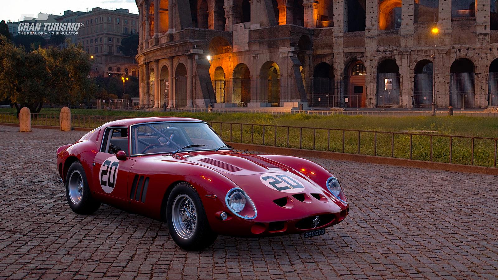 Gran Turismo Sport: Ferrari 250 GTO CN.3729GT '62