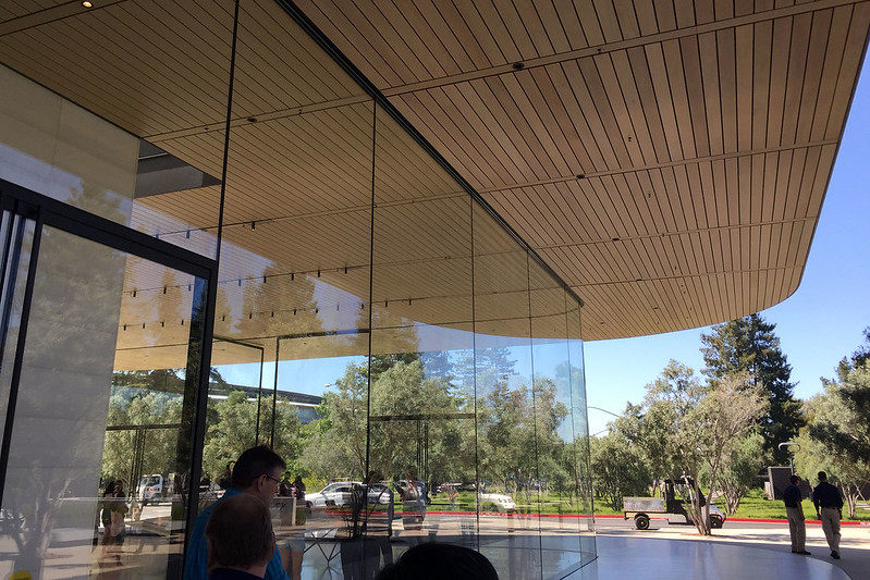 Apple Park Visitor Centre