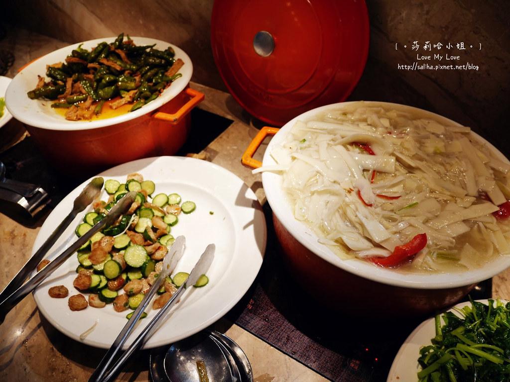 台北長春素食下午茶餐廳吃到飽 (22)