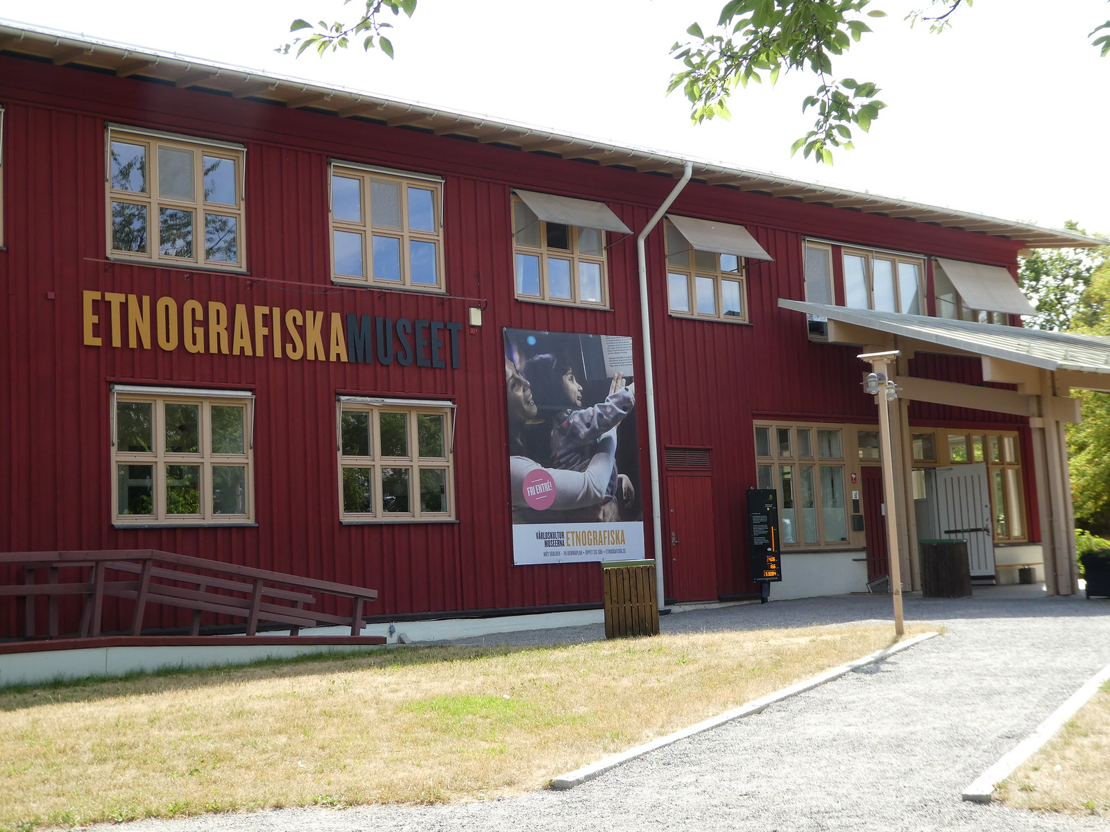 Museum of Ethnography, Stockholm
