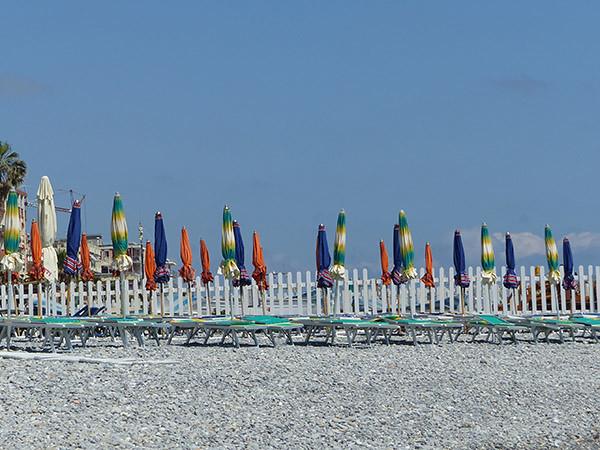 plage déserte