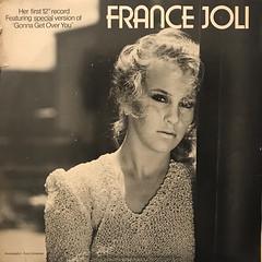 FRANCE JOLI:GONNA GET OVER YOU(JACKET B)