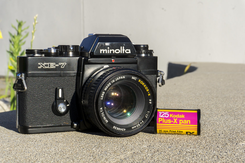 CCR Review 98 - Minolta XE-7