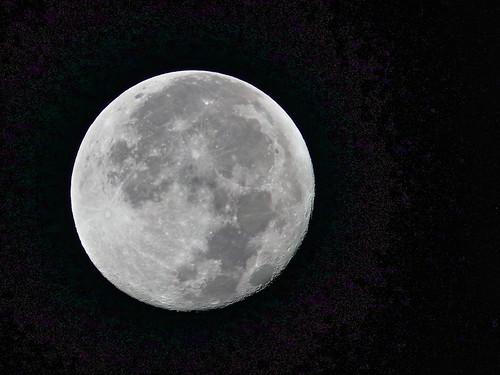 Buck Moon waning 20180729