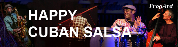 Banner Happy Cuban Salsa
