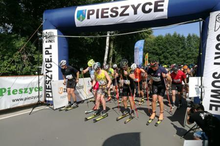Vexa Skiroll tour - česká výprava na polských závodech