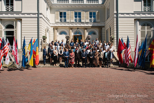 Sixth edition of the Warsaw Euro-Atlantic Summer Academy - WEASA 2018