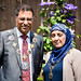 Deputy Mayor and Mayoress Visit Open Gardens event