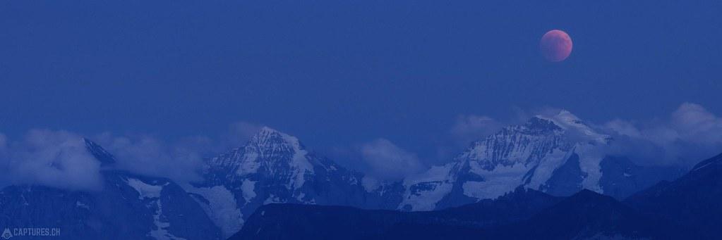 Eiger Mönch Jungfrau - Wattenwil