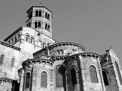 Abbatiale Saint-Austremoine