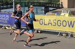 Dvě české triatlonistky v elitní desítce na mistrovství Evropy