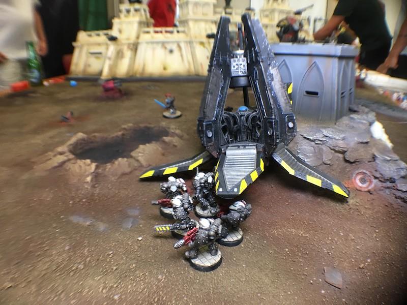 Medal of Colors Assault on Molech battle-80