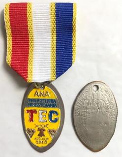 2018 TEC Badge