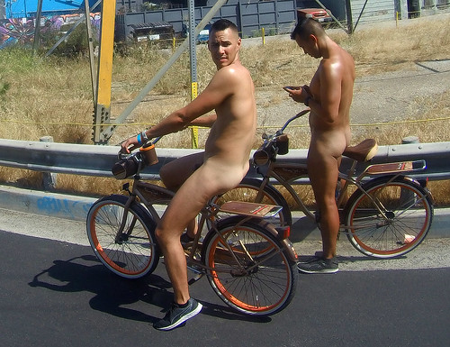 L.A. World Naked Bike Ride 2018 (154308)