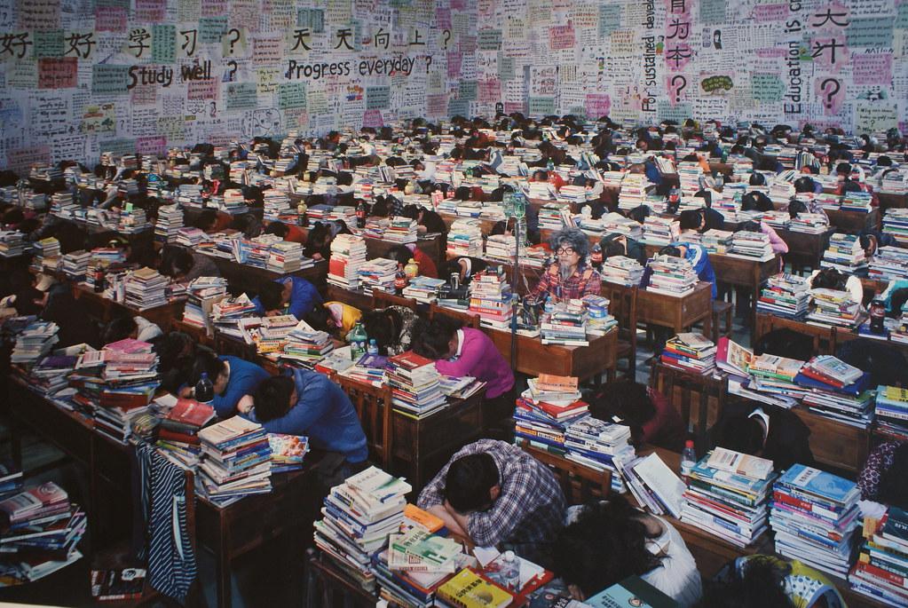 Photo de Wang Qingsong.