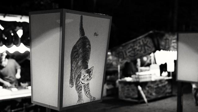 鎌倉ぼんぼり祭 い