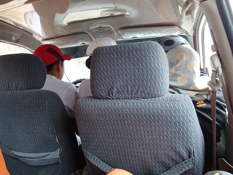 Tue, 2018-07-31 13:48 - 2 people on one front seat