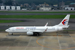 China Eastern Airlines B-1421