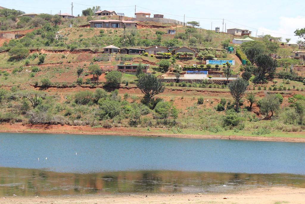Ezweni Lodge and Inanda dam