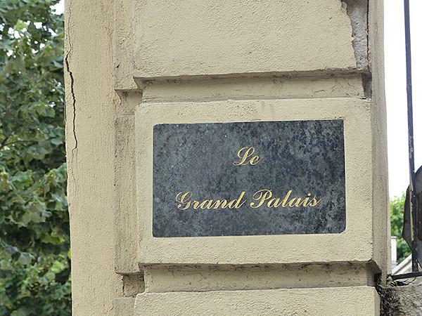 le grnad palais
