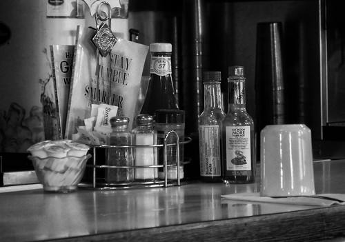 Counter Condiments
