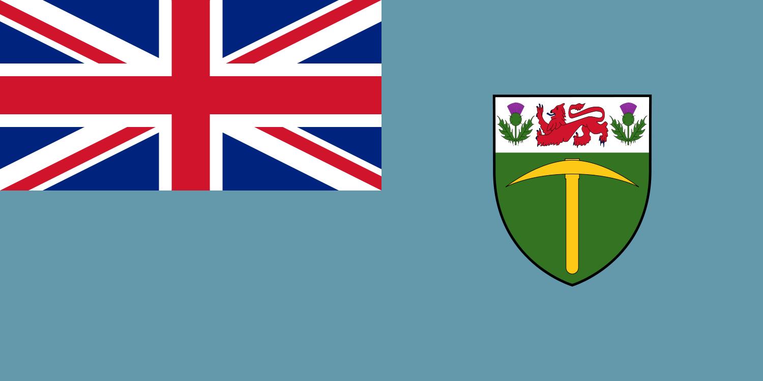 Flag of Rhodesia (1964)